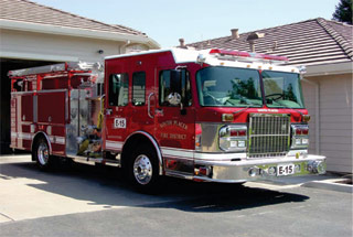 Station 15 South Placer Fire District